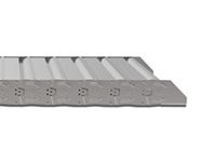 Industrikomponenter A/S - Kabelkæder Stål 40LC