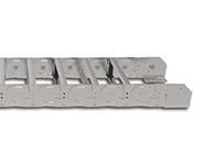 Industrikomponenter A/S - Kabelkæder Stål 40LT