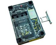 Industrikomponenter A/S - Sikkerhedsafbryder-WZV2