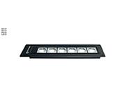Industrikomponenter A/S - Arbejdsbelysning - Integreret Armatur - Flat LED