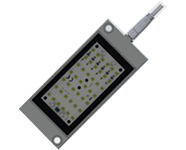Industrikomponenter A/S - BelysningMaskinlamper - påbygningsarmatur - AuLED 30