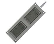 Industrikomponenter A/S - Belysning - Maskinlamper - Påbygningsarmatur - AuLED 40