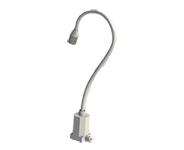 Industrikomponenter A/S - Belsyning - Maskinlamper - Fleksarm armatur - MonoLED