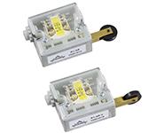 Industrikomponenter A/S - Elevatorkomponenter - Roller Pin Kontakt R1