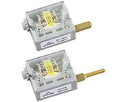 Industrikomponenter A/S - Elevatorkomponenter - Roller Pin Kontakt SF1