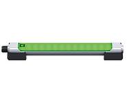 Industrikomponenter A/S - Arbejdsbelysning - Påbygningsarmatur - Linura.edge RGB
