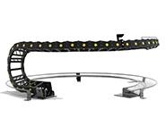 Industrikomponenter A/S - Kabelkæder Robot 510TN