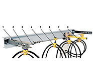 Industrikomponenter A/S - Kabelvogne - Wire
